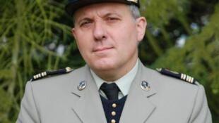 Colonel Michel Goya, directeur d'études à  l'Institut de recherches stratégiques de l'Ecole militaire (IRSEM).