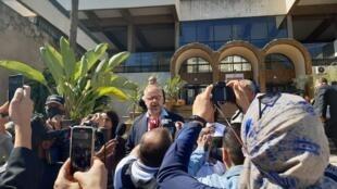rsf - Maroc - audience procès Souleymane Raissouni