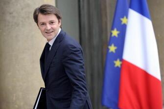 Le ministre français de l'Economie, Francois Baroin
