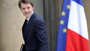 Bộ trưởng Tài chính Pháp Francois Baroin (Reuters)