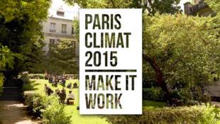 Paris Climat 2015.