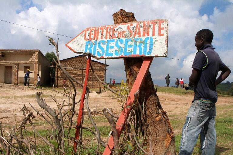 Bisesero, dans l'ouest du Rwanda, le 2 décembre 2015. Plus de vingt ans après le génocide, des rescapés tutsi gardent en mémoire les trois jours de massacres qui ont vu mourir près d'un millier des leurs.