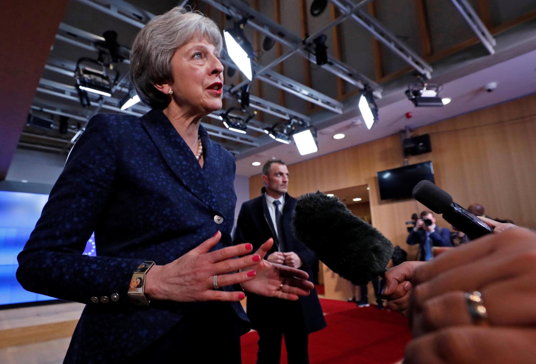 Theresa May cikin jawaban neman goyon baya da ta gabatar gaban zaman majalisar Tarayyar ta Turai ta jaddada kudurinta na sauka daga mulki gabanin zaben 2022.