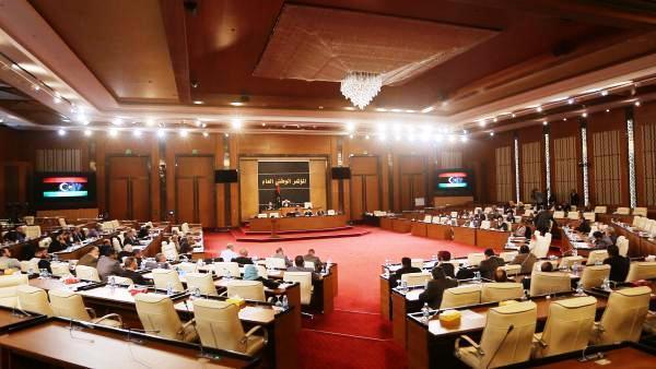Parlamento líbio unificado após acordo anunciado este dia 19 de janeiro de um governo líbio de união nacional
