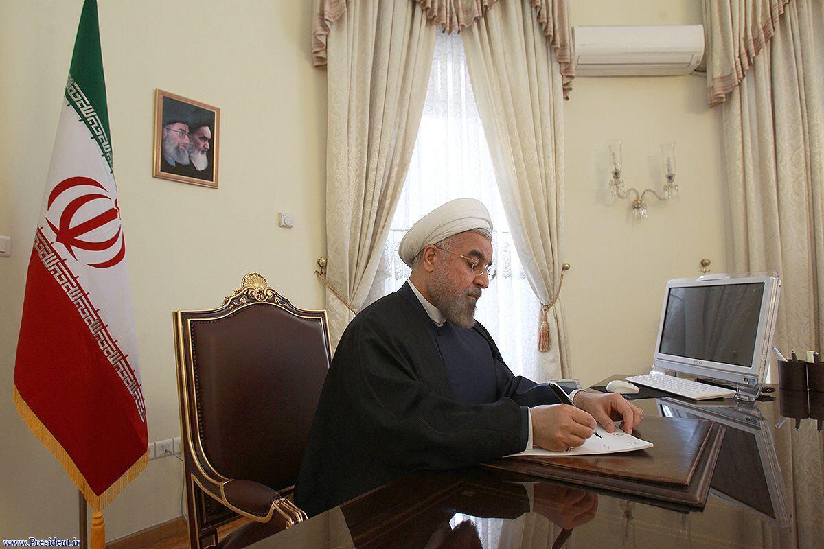 حسن روحانی، رئیس جمهوری ایران-تصویر آرشیوی