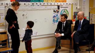 França torna ensino público obrigatório a partir dos 3 anos de idade