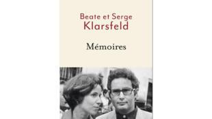 Couverture du livre «Mémoires», de Beate et Serge Klarsfeld.