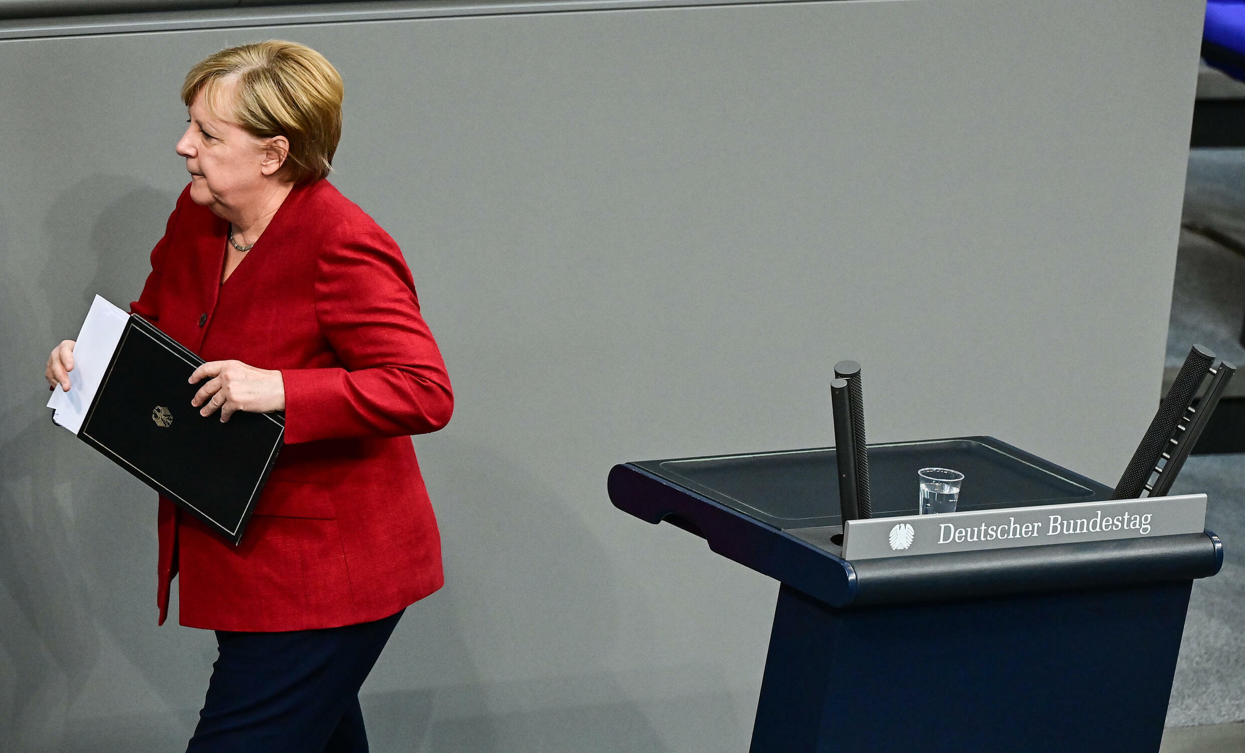 German Chancellor Angela Merkel's legacy is marked by light and shadows