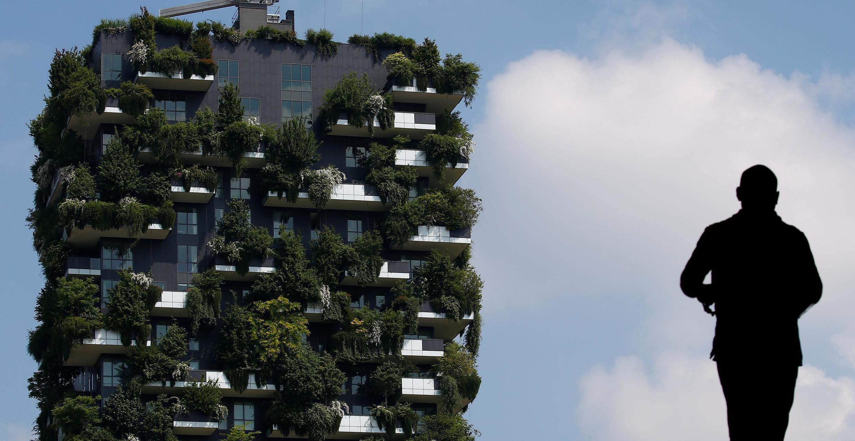 គំរូមួយ នៃ Green City
