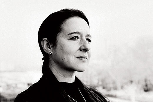 Искусствовед и писательница Ольга Медведкова
