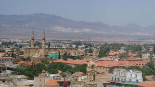 Nicosie à Chypre.