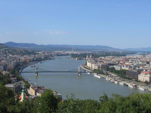 Seven types of antibiotics were found in the Danube river in Austria.