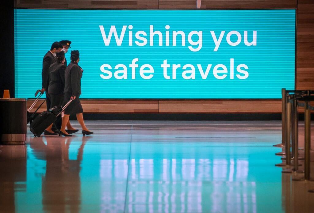 Image RFI Archive - l'aéroport de Sydney