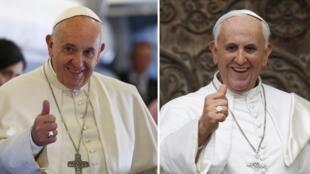 Museu Grévin de Paris acrescentou a estátua de cera do papa Francisco a sua coleção