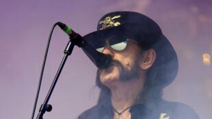 Lemmy Kilmister, líder de Motörhead.