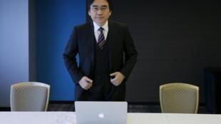 O presidente do grupo Nintendo, Satoru Iwata, morreu aos 55 anos.