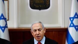 بنیامین نتانیاهو، نخست وزیر اسرائیل، روز چهارشنبه ۱۳ نوامبر / ۲۲ آبان گفت که مادامی که شبه نظامیان جهاد اسلامی فلسطین دست از حملات خود برندارند، ارتش به حملات خود ادامه خواهد داد.