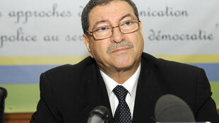突尼斯新总理 哈比卜•埃西德,此照片拍摄于2011年。