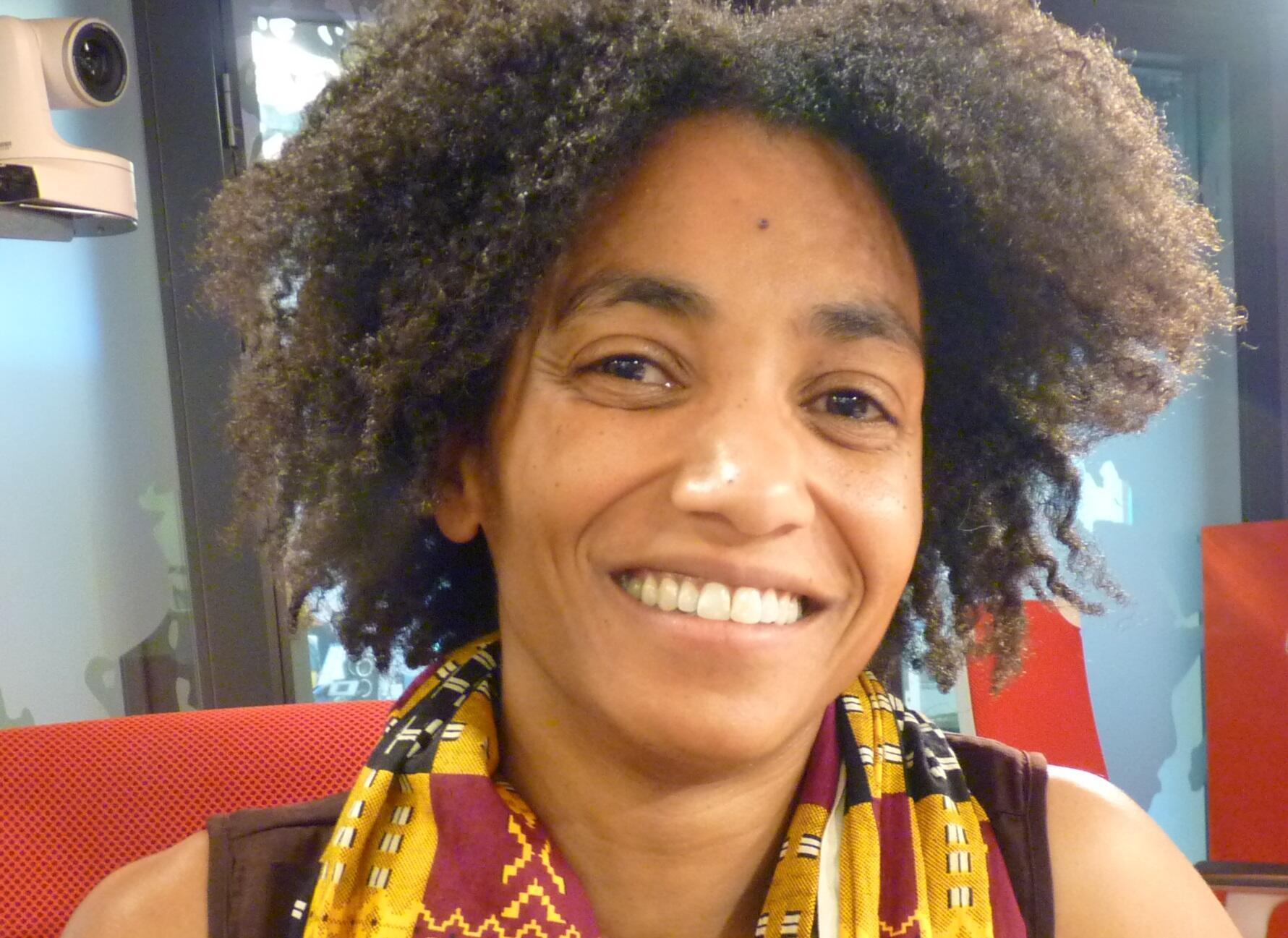 Carine Ayélé Durand, Conservadora jefe del Museo de Etnografía de Ginebra