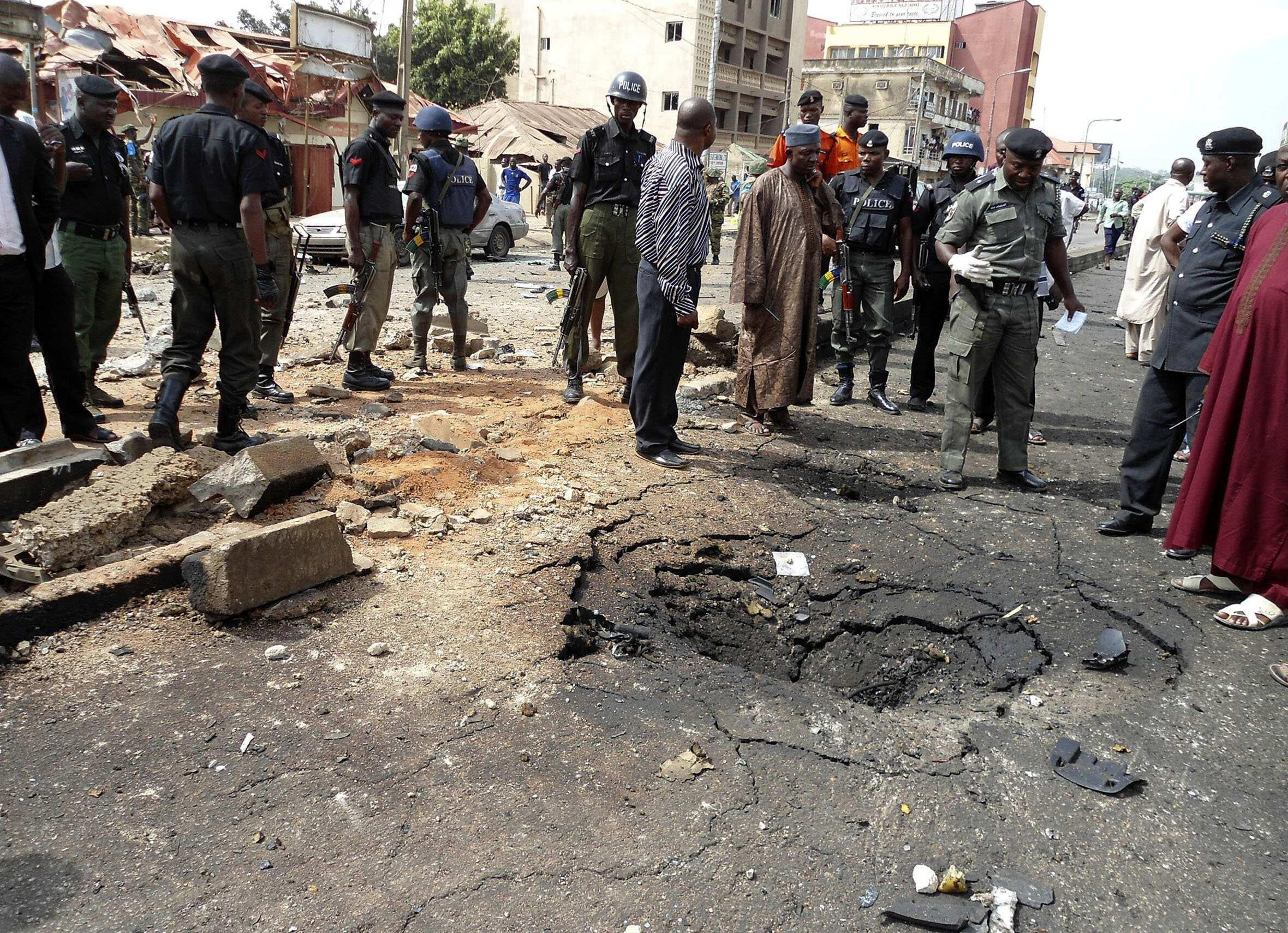 Moja ya shambilio ambalo limefanywa na wapiganaji wa Boko Haram nchini Nigeria
