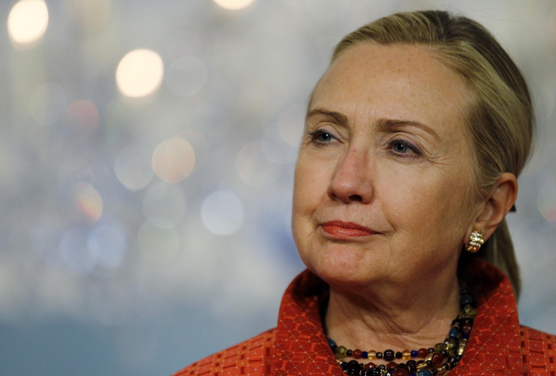 Ngoại trưởng Mỹ Hillary Clinton
