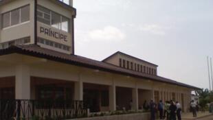 Aeroporto da Ilha do Príncipe