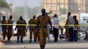 Jami'an tsaron Burkina Faso bayan harin da ya hallaka fararen hula 4 a kasar