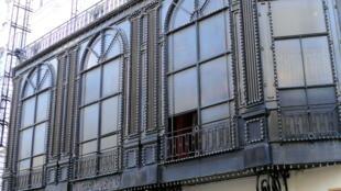 Le Théâtre des Bouffes-Parisiens dans le 2ème arrondissement de Paris.