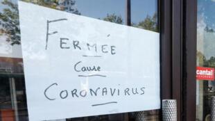Recessão_HEALTH-CORONAVIRUS-FRANCE