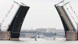 Санкт-Петербург 30 июля 2017