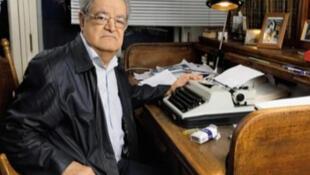 Писатель и поэт Фазиль Искандер