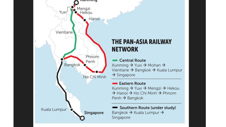 Dự án kết nối Trung Quốc với ASEAN: Việt Nam thận trọng - Tạp chí việt nam