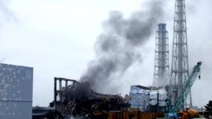 Fukushima power station No 3