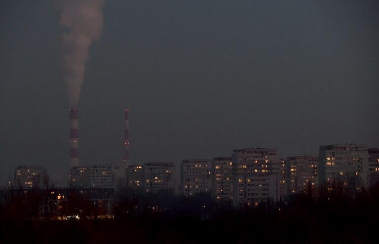 En Pologne, près de 50 000 personnes meurent chaque année à cause de la pollution atmosphérique.