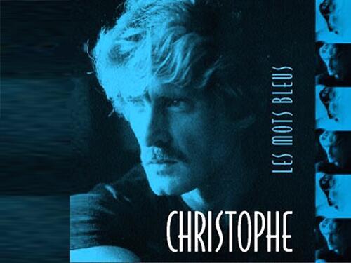 Christophe, thần tượng nhạc trẻ những năm 60 (DR)