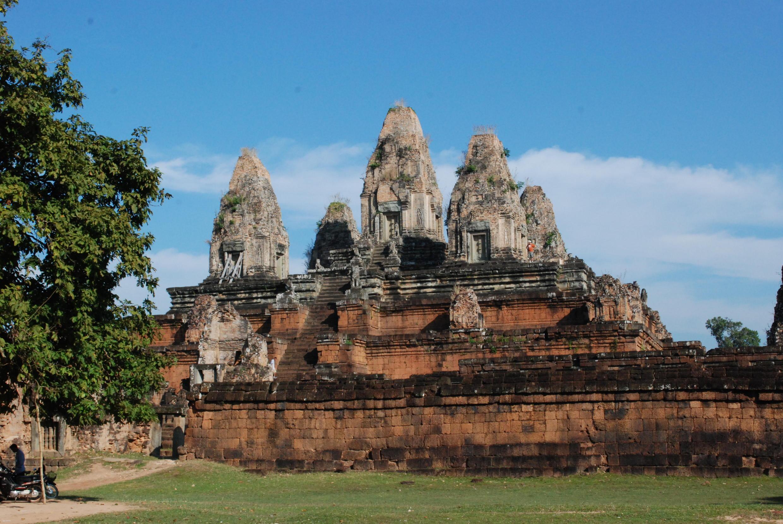 Khu vực đền Angkor- Cam Bốt