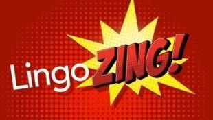 L'application mobile LingoZING permet l'apprentissage des langues étrangères en lisant des bandes dessinées.