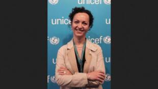 Lucia Elmi, représentante de l'Unicef au Mali.