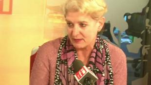 Sylvie Debs é fundadora da Cabra - Casas Brasileiras de Refúgio, que abrigam escritores perseguidos.