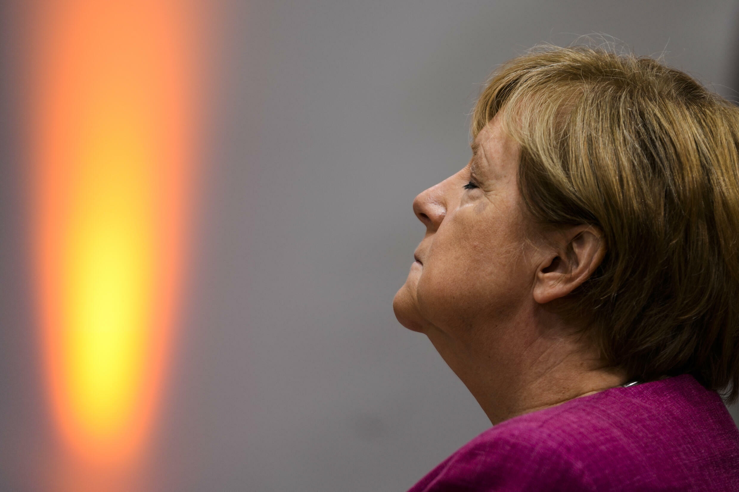 Angela Merkel has been dubbed 'Queen of Europe' by some observers after 16 years as German chancellor