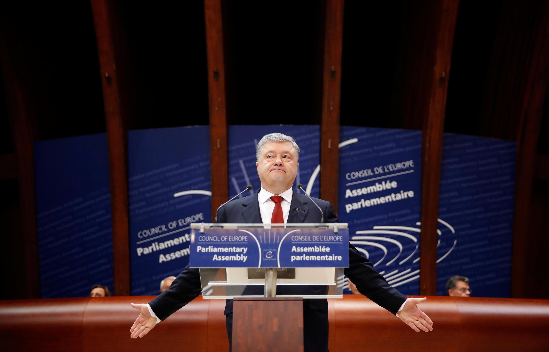 Петр Порошенко отверг идею «продажи» Крыма