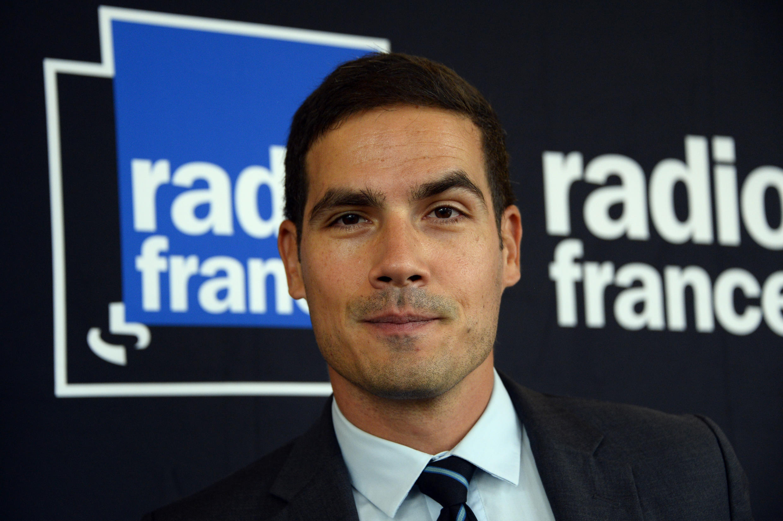 Radio France boss Mathieu Gallet