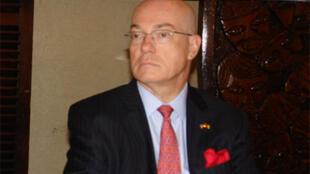 Robert Jackson, directeur Afrique du département d'Etat américain.
