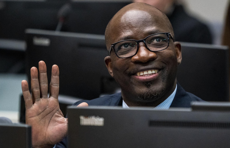 Charles Blé Goudé tsohon Ministan matasa na Cote D'Ivoire