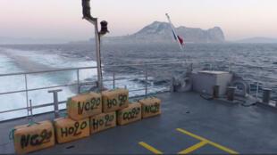 França e Espanha interceptaram 2,3 toneladas de cannabis no Mediterrâneo, em julho de 2017