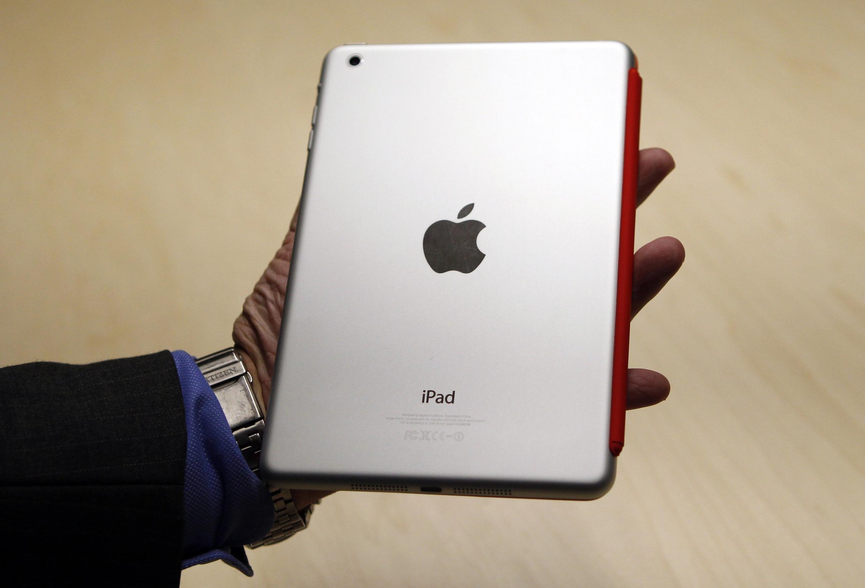 Mẫu iPad Mini ra mắt ngày 23/10/2012 tại San Jose, California.