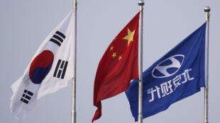 中韓合資企業北京現代汽車公司