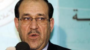 Глава нового правительства национального единства Ирака, Премьер-министр Нури аль-Малики