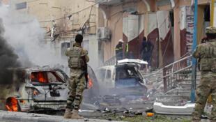 Shambulizi la kigaidi mjini Mogadishu nchini Somalia
