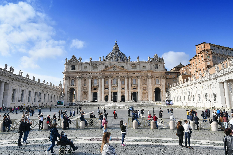 Rezo semanal en el Vaticano, el 15 de noviembre de 2020